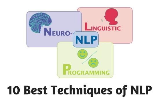 10 Best Techniques of NLP