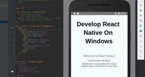 Develop React Native On Windows