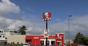 Different KFC Meals from Around the World