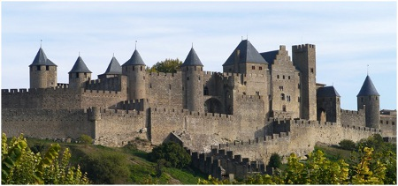 Citadel of Carcassonne