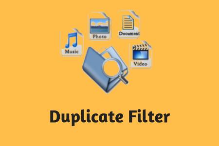 Duplicate Filter