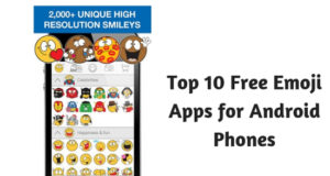 Top 10 Free Emoji Apps for Android Phones