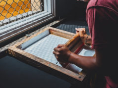 When starting a screen printing business, heres what you would need