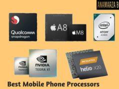 Best Mobile Phone Processors