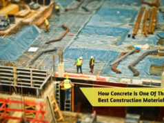 How Concrete Is One Of The Best Construction Material
