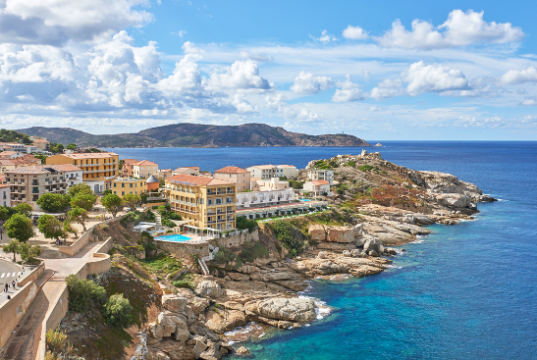 Why Corsica is worth living