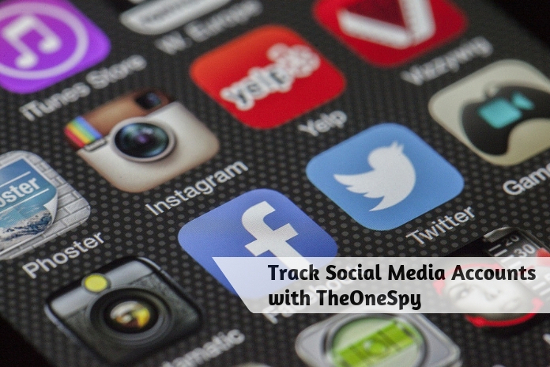 Track Social Media Accounts with TheOneSpy