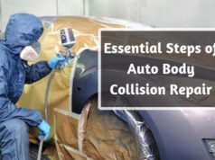 Essential Steps of Auto Body Collision Repair
