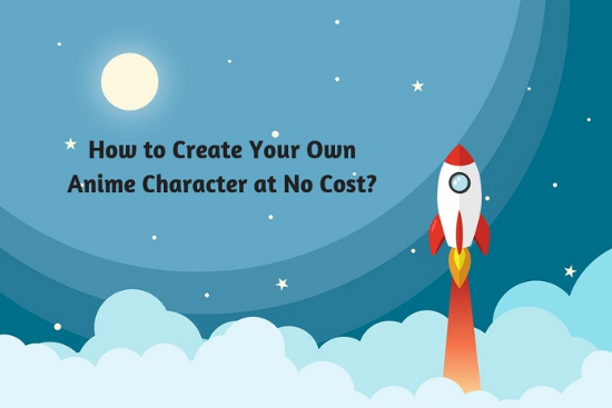 How to Create Your Own Anime Character at No Cost