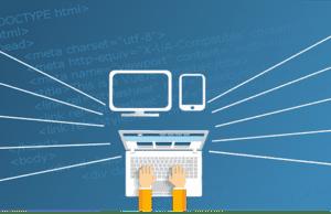 Web Design Minimal Vs Flat Design