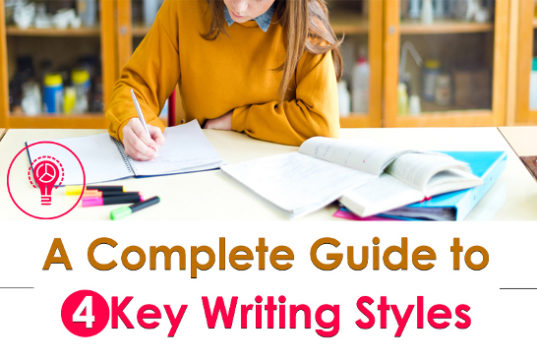 A Complete Guide to 4 Key Writing Styles
