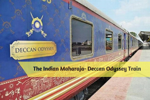 The Indian Maharaja- Deccan Odyssey