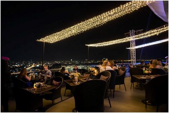 Visit Rooftop Bars in Bangkok