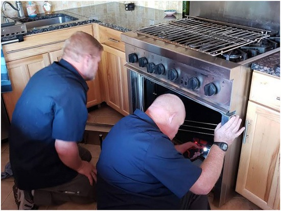 Finding your Appliance Repair Partner Becomes as Easy as 123