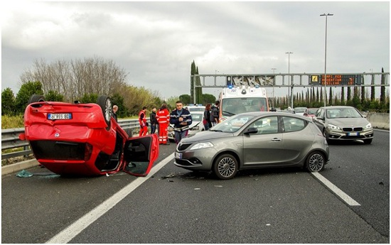 What to Do If Youre Involved in A Motor Accident While at Work