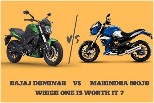 Which One Is Worth It - The Bajaj Dominar 400 Or The Mahindra Mojo
