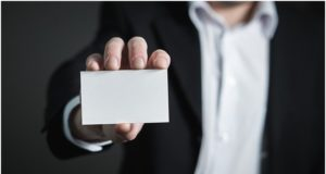 8 Reasons Business Cards Are Beneficial to Your Company
