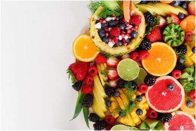A big fruit basket