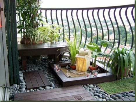 Balcony Garden Ideas for Your Home