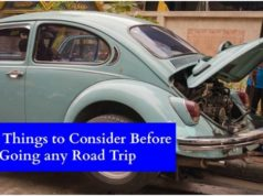 6 Top Things to Consider Before Going any Road Trip