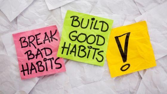 The 5 Keys to Turning Bad Habits Into Good Habits