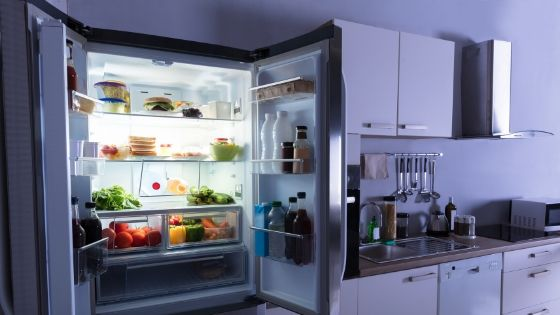 How To Prevent Freezing Food in the Refrigerator