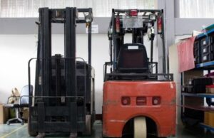 How To Store Used Moffett Forklift During COVID-19 Lockdown
