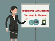 Infographic SEO Mistakes You Need To Fix Now