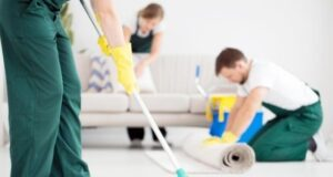 Is It Safe To Hire Professional Cleaners During COVID-19