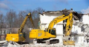 The Frequently Used Methods For Concrete Removal