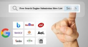 Free Search Engine Submission Sites List 2020