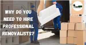 Why Do You Need to Hire Professional Removalists