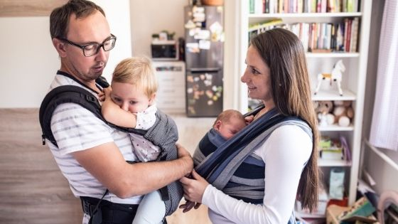 Choosing the Right Baby Carrier for Your New Bundle of Joy