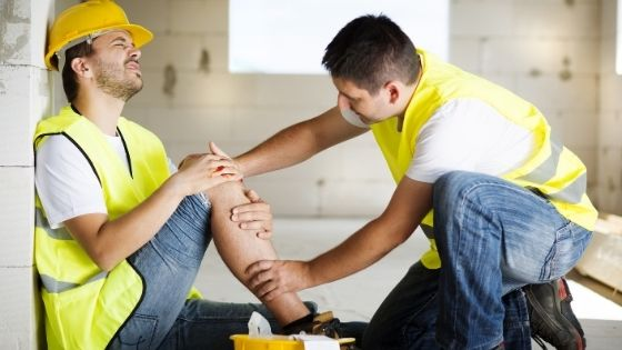What Should You Do after Getting Involved in a Construction Accident