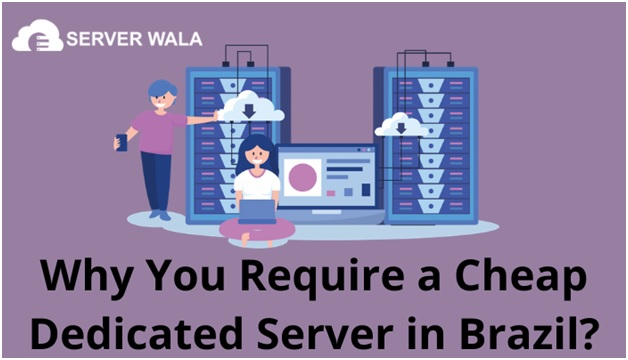 Why You Require a Cheap Dedicated Server in Brazil