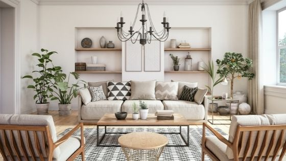 All Grown Up - 7 Elegant Small Living Room Ideas