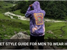 Street Style Guide for Men to Wear Hoodie